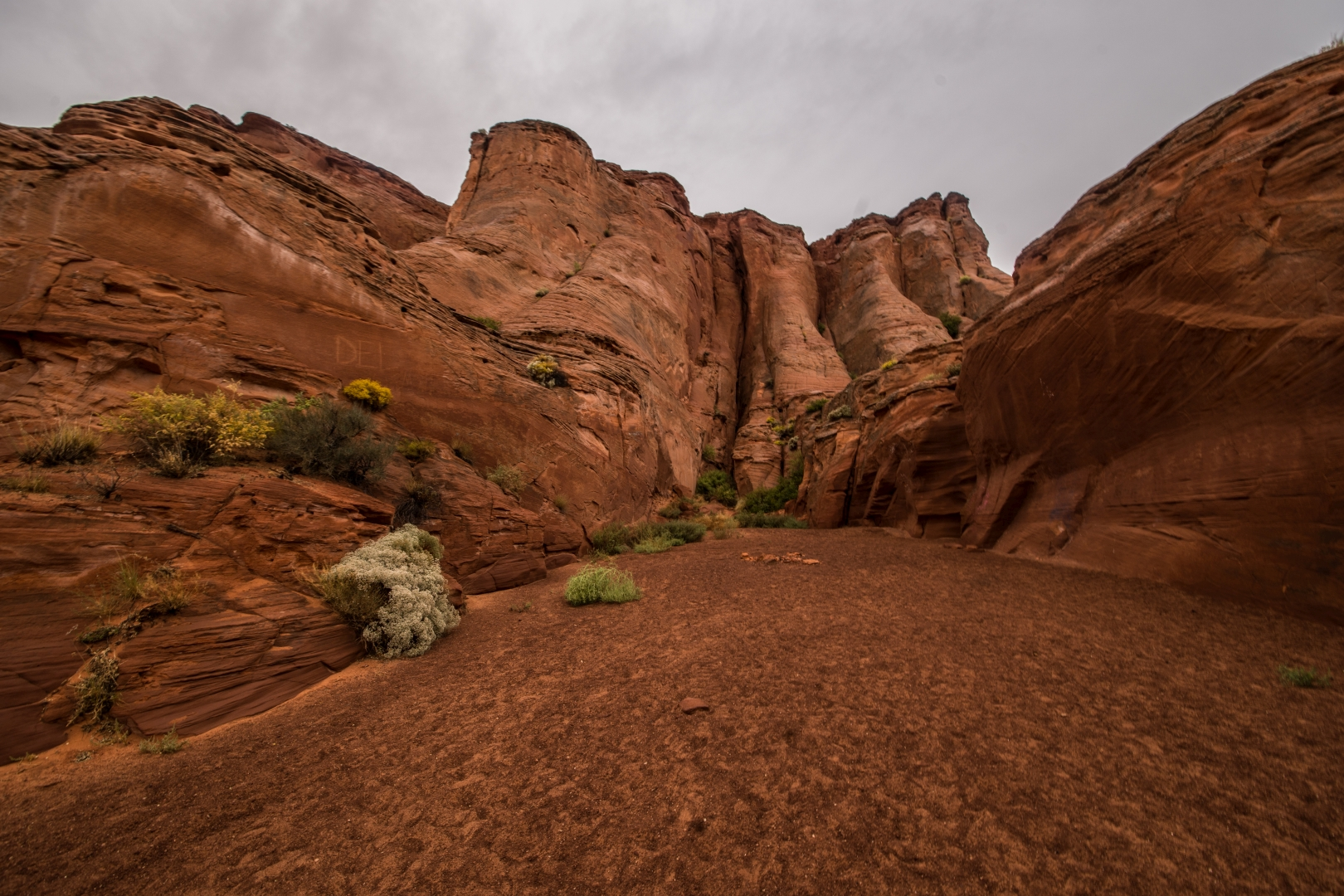 Cathedral Canyon