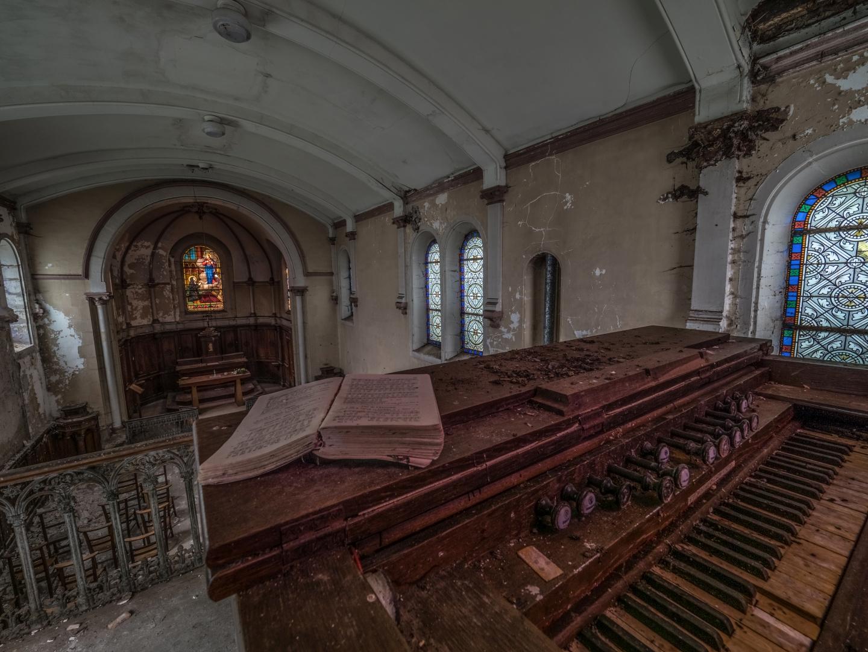 Kapelle am Rhein