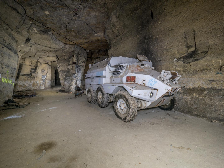 Nato Quarry (revisit)