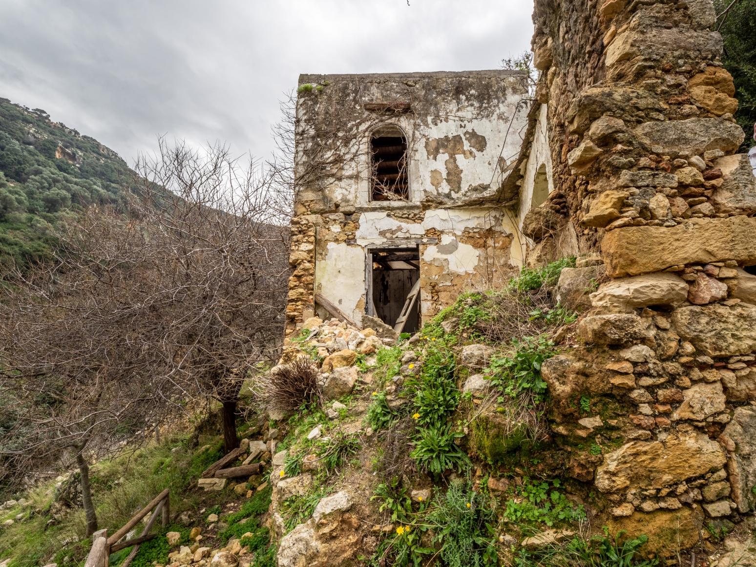 Das verlassene Mühlendorf