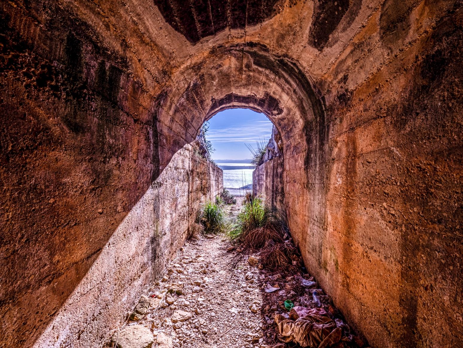 Mallorcas Best View (Unterirdig)