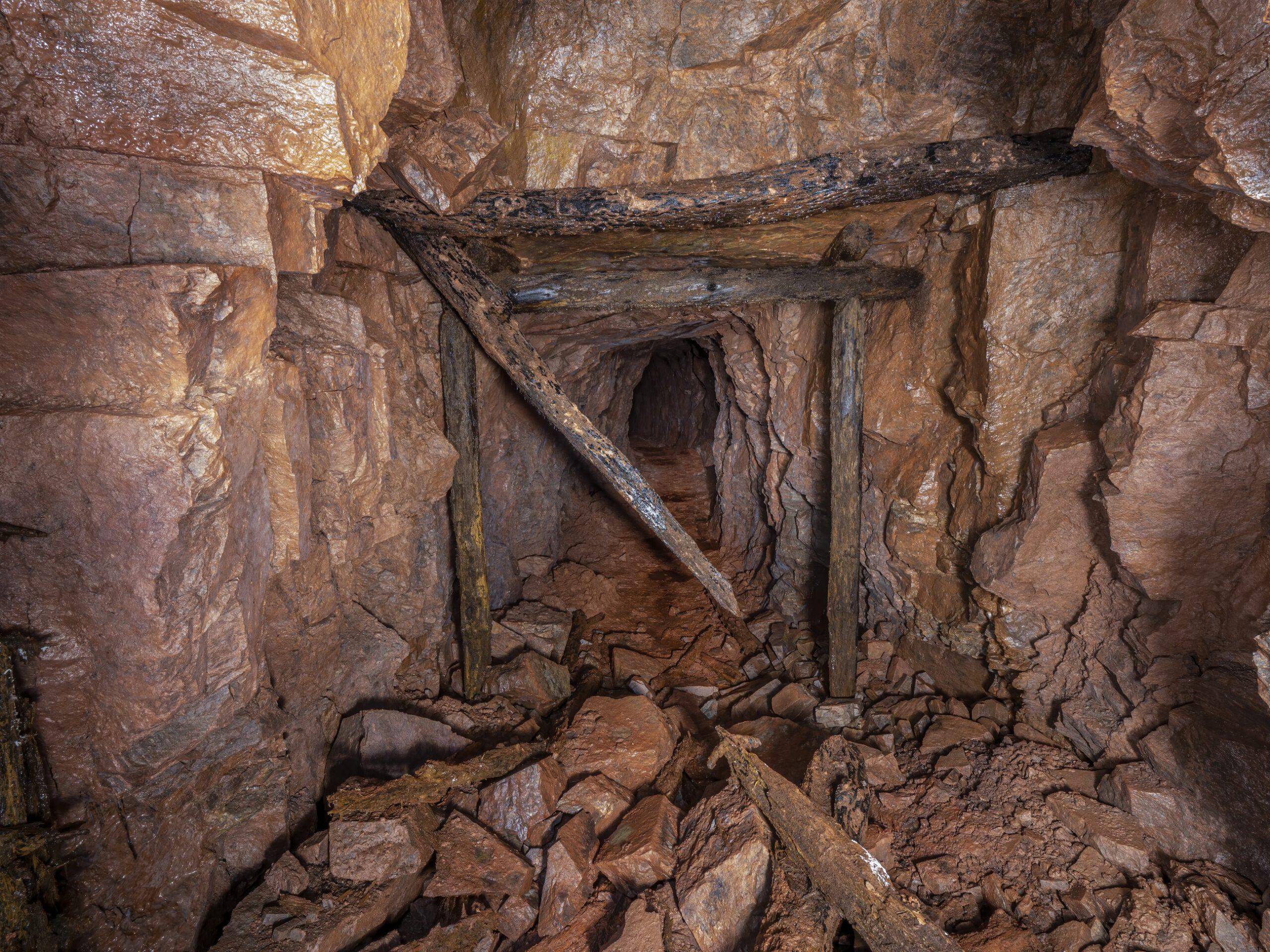Eisenerzgrube Frauke