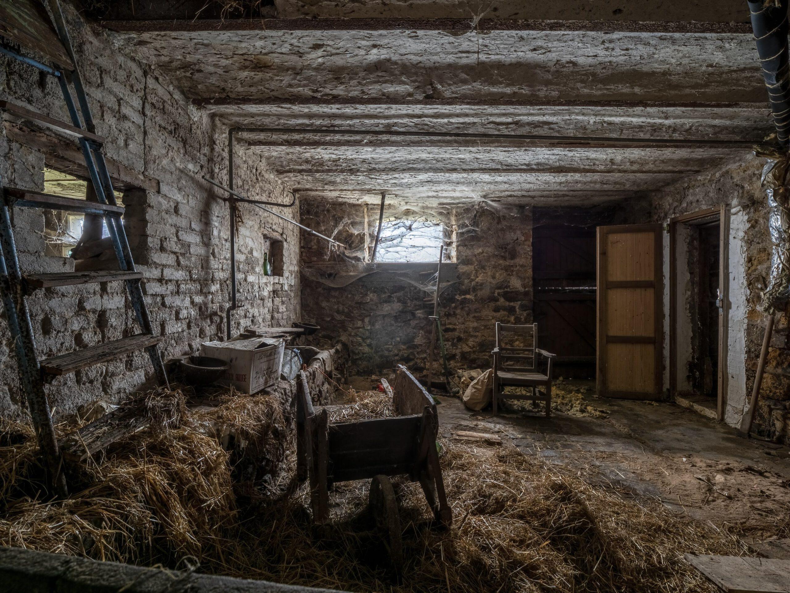 Farmhaus Säge